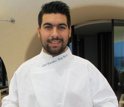 Chef Tiago Bonito