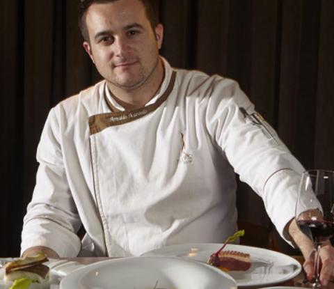 Chef Arnaldo Azevedo